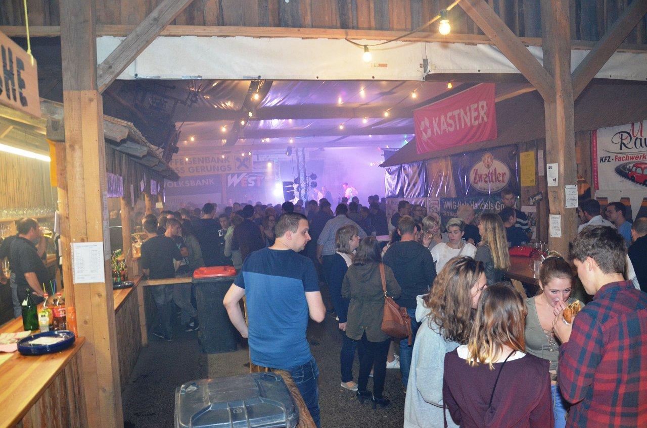 Franz Maurer: Stoabergfest 16.09.2017