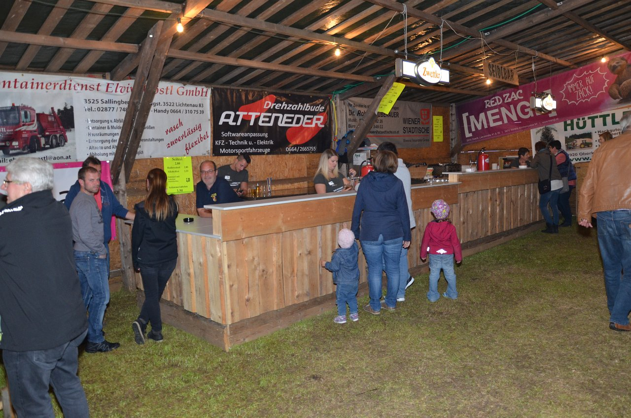 Franz Mauerer: Stoabergfest 15.09.2017