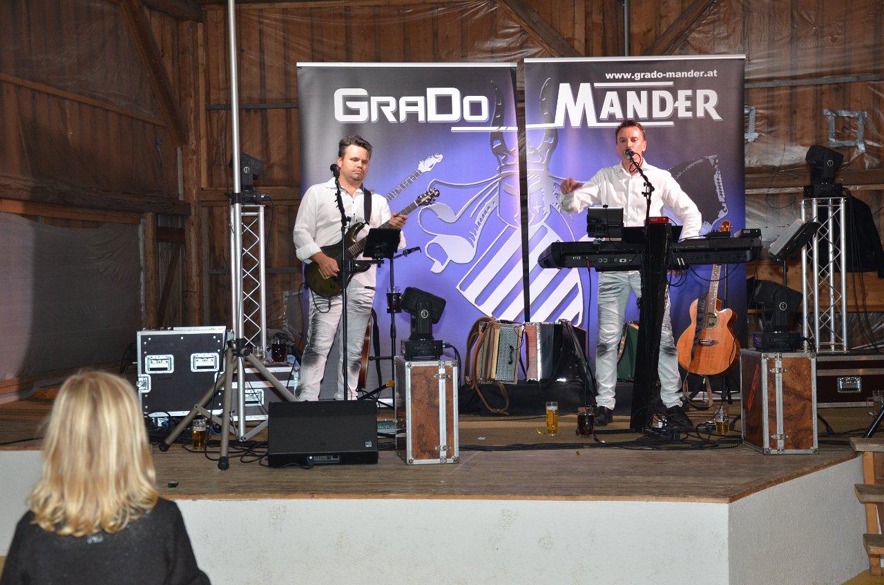 Franz Maurer: Stoabergfest Freitag 14.09.2018