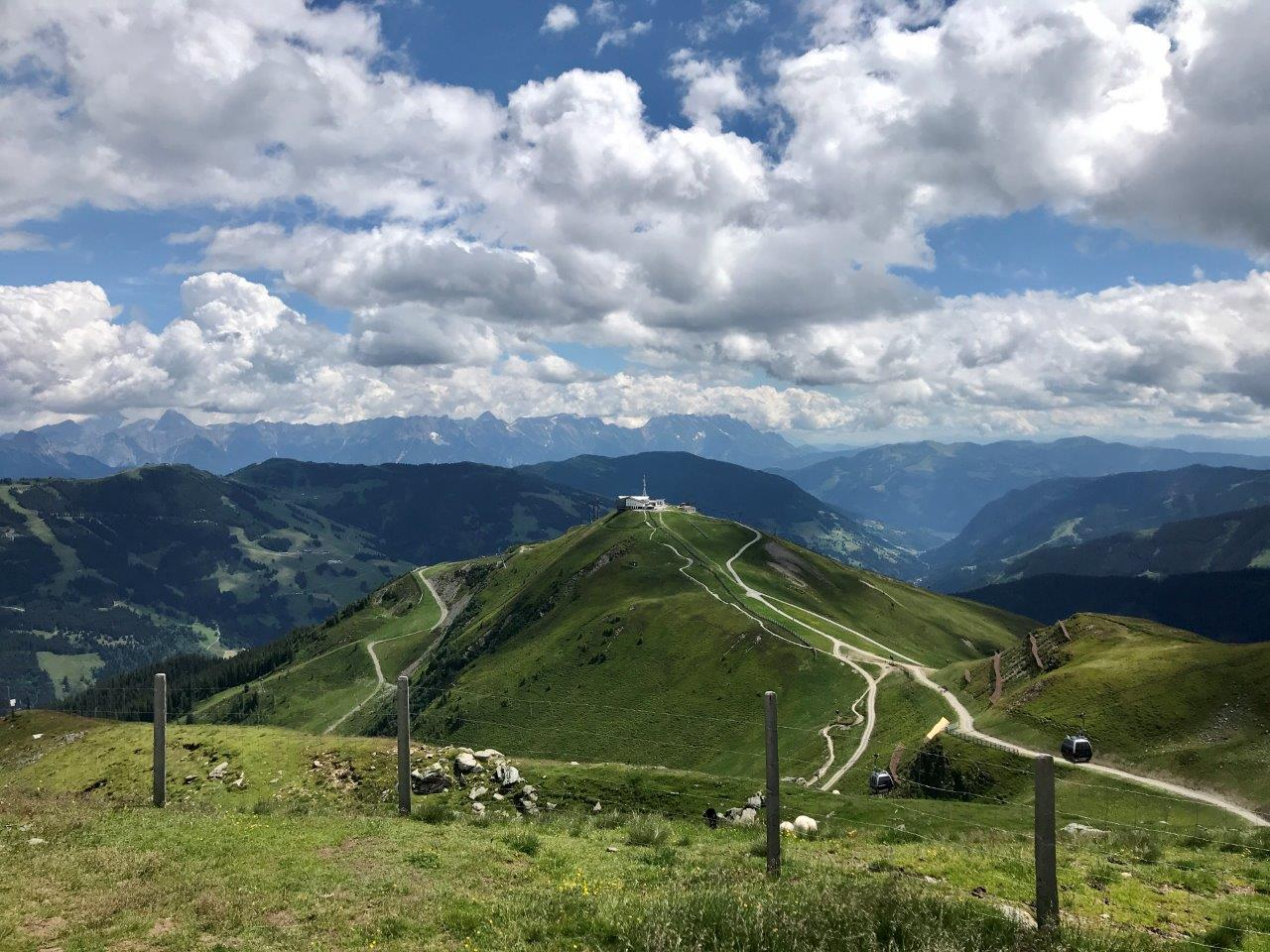 Christian Stern: Familienurlaub 2020 in Hinterglemm
