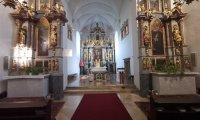 Rudi Jahn: Pfarrkirche Güssing August 2021