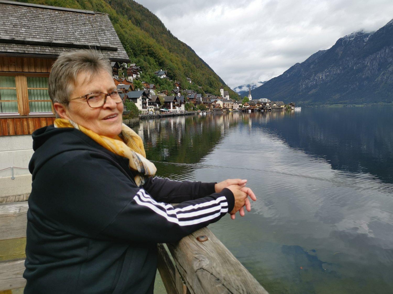 Rudi Jahn:  Hallstatt 29.09.2020