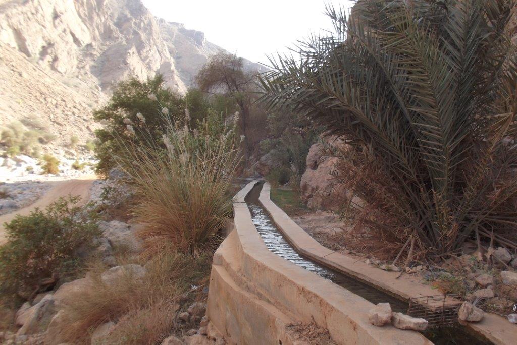 Familien Liebenauer/Hüttler: Oman Dezember 2016