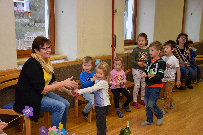 Rudi Jahn: Verabschiedung Erna Jahn im KG Etzen 29.11.2019
