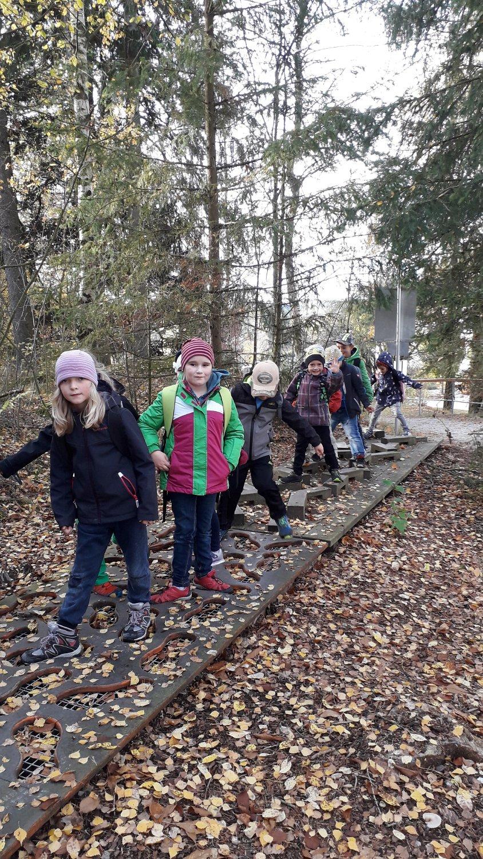 VS Etzen: Wandertag Oktober 2019