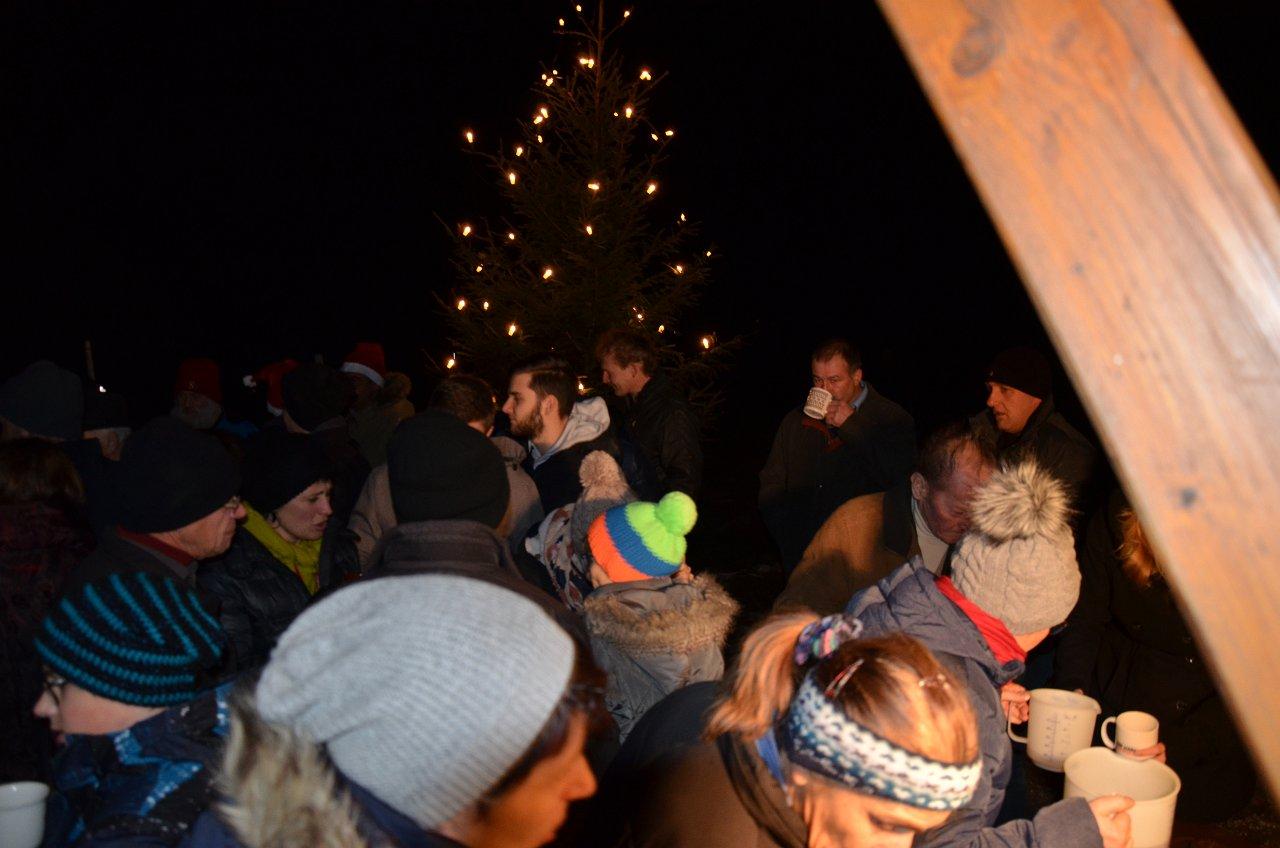 Franz Maurer: Weihnachtsandacht Ober Neustift 23.12.2017