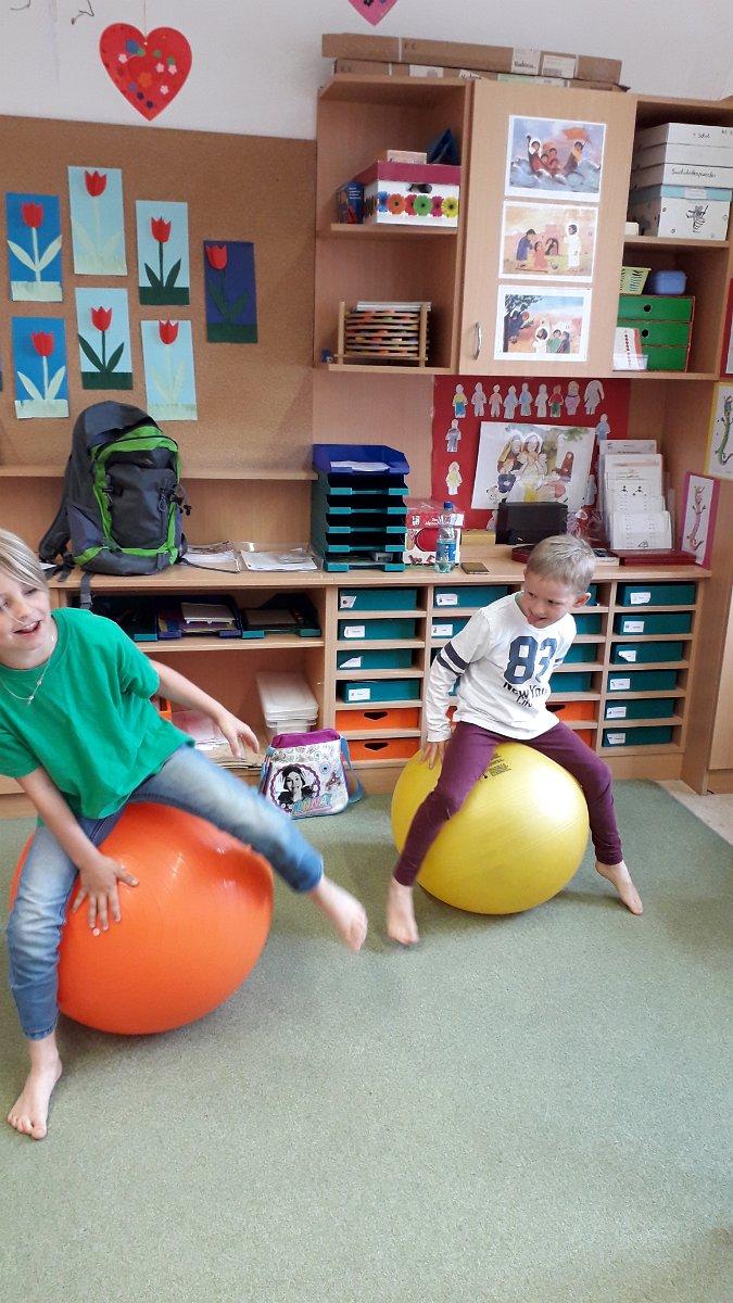 Volksschule Etzen: Xundheitstag am 3.5.2019 in der VS Groß Gerungs