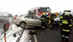 Folgenschwerer Verkehrsunfall