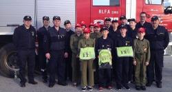 Feuerwehrmatura der FF Jugend