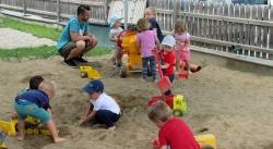 Den Kindergarten ausprobiert