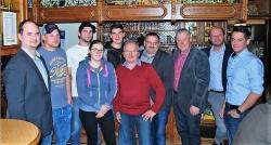 Mitgliederversammlung der FF Groß  Meinharts