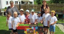 Abschlussfest im Kindergarten